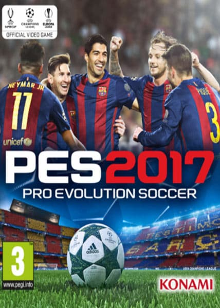 pes 2017 picture