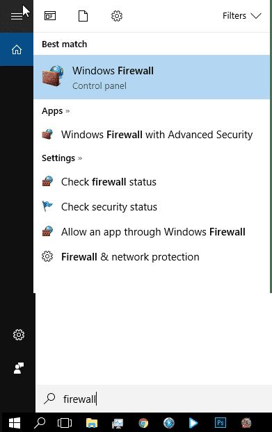 001-Windows Firewall-daramesh.com