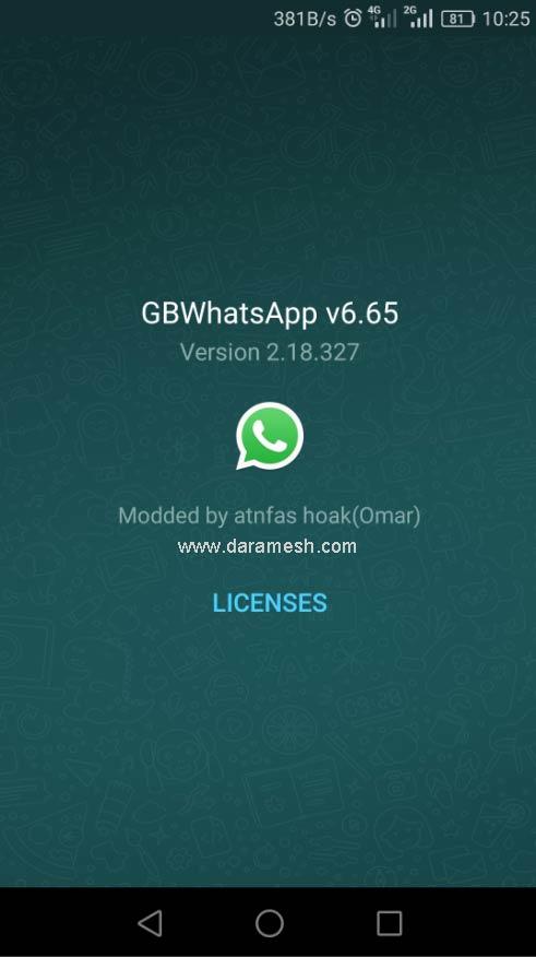 GBWwhatsapp.v6.65