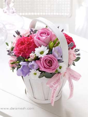 دانلود آموزش گلآرایی - Flower decoration