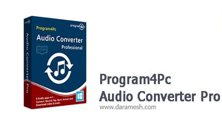 Program4Pc-Audio-Converter-Pro