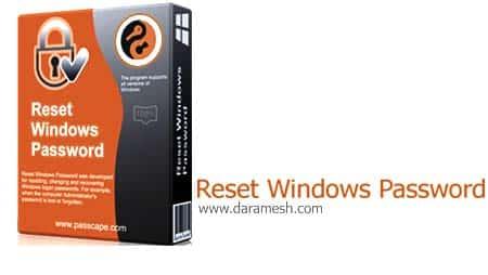 Passcape Reset Windows Password